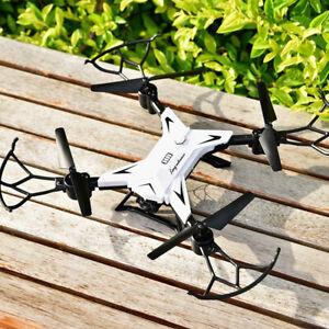 RC Drohne Faltbar FPV mit 1080P HD Kamera 20min. Flugzeit 6-Achsen Quadcopter DE