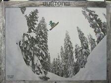 BURTON snowboards 2013 MIKKEL BANG KIMMY FASANI 2 sided poster New Old Stock