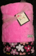 Custom Boutique Children's Minkee/Chenille Blanket