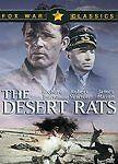The Desert Rats  DVD  2006  Sensormatic Richard Burton Robert Newton James Mason