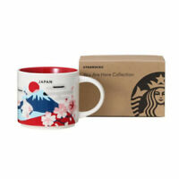 [Starbucks Japan] You Are Here Collection Mug 414ml Japan Limited Fuji Sakura