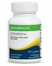 Herbalife Herbalifeline Omega 3 Fatty Acids low cholesterol 60 capsules