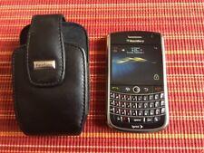 BlackBerry Tour 9630 w/Belt Clip Holder (Black) (Sprint) (Parts Or Repair)