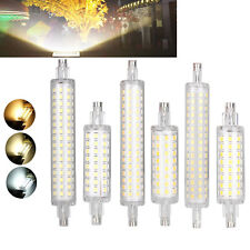 LED Flood Light R7S 78mm 118mm 12W 16W Bulb 2835 SMD Replacement Halogen Lamps