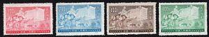 China PRC 1952 set of stamps Mi#133-36 I S2 MNG RRR!!!