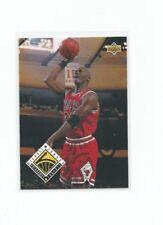 Not Autographed Single Basketball Trading Cards 1993-94 Season