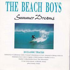 THE BEACH BOYS (SUMMER DREAMS - GREATEST HITS CD SEALED + FREE POST)