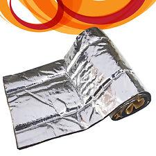 10cmx100cmx10mm Sound Heat Insulation Proof Shield Deadener Mat Trunk Carpet DIY
