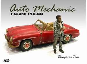 """Hangover Tom Figure""  resin Figurine  - 1:18 Scale - American Diorama"