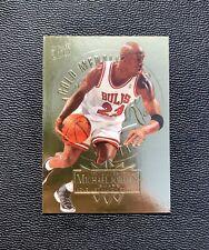 1995-96 Fleer Ultra Gold Medallion Michael Jordan SP #25 Near Mint Rare Card