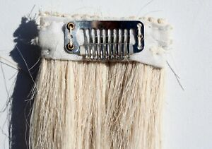Horse hair extensions, clip in forelocks, real horse hair uk supplier