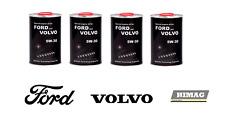 4 Litros Aceite Motor Original Ford Volvo 5w30 Acea A5/B5 WSS-M2C913-C API SN/CF