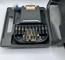 Stenographer Steno Writer Machine Modern Bakelite Pin court reporter new