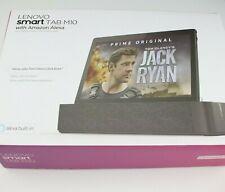 Lenovo M10 HD Smart Tab Schwarz Android 8.1 Alexa 32GB 2GB LTE Tablet XL605L OVP