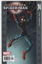 ULTIMATE SPIDER-MAN #74 / HOBGOBLIN PART 3 / BENDIS / BAGLEY / MARVEL COMICS