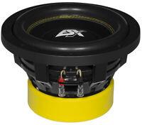 """subwoofer esx QUANTUM QE1022 25cm (10"""") doppia bobina da  2 ohm  600  watt  rms"""