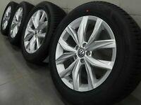 "4X NEW GENUINE 18"" | KINGSTON | 2019 | ORIGINAL VW TIGUAN  ALLOYS  HANKOOK TYRES"