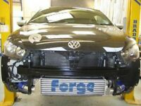 FORGE FRONT MOUNT INTERCOOLER VW SCIROCCO 2.0 TSi 200PS FMINTSCI