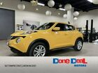 2015 Nissan Juke S Sport Utility 4D 2015 Nissan JUKE, Yellow with 84916 Miles available now!