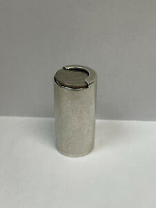 Vintage Tiffany & Co. Makers Sterling Silver Dime Coin Holder