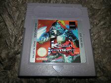 Killer Instinct Nintendo Gameboy Cartridge, Cleaned & Tested