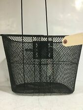 Basket Cargo Carrier For Electric Mobility Scooter Fits Jazzy Pride Go-Go
