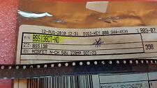 10x FSC BSS138CT-ND , Trans MOSFET N-CH 50V 220mA , 3-Pin , SOT-23