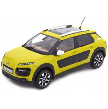 Citroen C4 Cactus 2014 1/18 Norev (hello Yellow / Black Airbump)