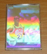 Michael Jordan 92-93 Hologram SCORING Rare NBA Basketball Card insert Mint BV$$