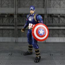 Marvel Captain America Civil War Action Figure Collection Hot Toy Doll Legends