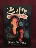 Buffy the Vampire Slayer Ring of Fire Paperback Petrie Sook Dark Horse Comics