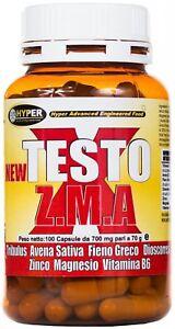 AUMENTA LA TESTOSTERONA Estimulator Crecimiento Muscular Fuerza Tribulus 100 cps