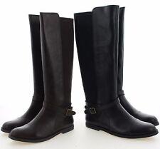 Ann Taylor LOFT Women's Elastic Riding Knee High Boots 349065 Sizes 5-9 $178