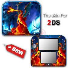 Charizard Cool Amazing NEW SKIN VINYL STICKER DECAL COVER #2 for Nintendo 2DS