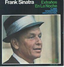 FRANK SINATRA EP Spain 1966 Strangers in the night +3