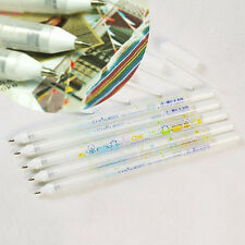 White Pastel Gouache Highlight Pen Stationery Diary Photo Gallery Card Marking