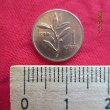 Turkey - Turkiye 1 Kurus 1979 - Turkey - Bronze