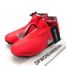 Nike Phantom VSN Elite DF MG JR Size 6Y / Women's 7.5 Soccer Cleats AO3289-600