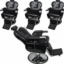 4 Hydraulic Barber shop Reclining Chair Stool hair Beauty Salon Spa bed Tattoo