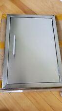 "17"" x 24"" Outdoor Kitchen BBQ Access Stainless Steel 304 Island  Single Door"