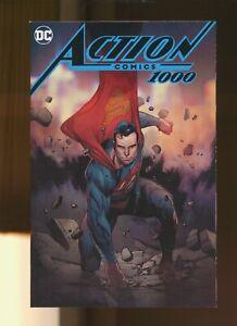 Superman  Action Comics 1000  Variant  lim. 222 Ex.  Panini Comics  TOP
