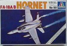 ITALERI 161 f/a-18 A/B Hornet 1:72 neuf, pas ôté