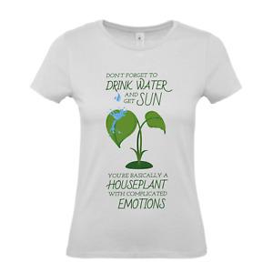 T-shirt da Donna Complicated Emotions Tg XS - S - M - L - XL