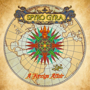 Spyro Gyra - A Foreign Affair (US IMPORT) CD NEW