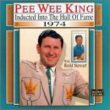 Pee Wee King - Country Music Hall of Fame 1974 [New CD]