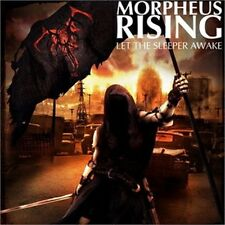 MORPHEUS RISING - Let the Sleeper awake (NEW*UK METAL*PRIEST*T. LIZZY*W.WIZZARD)