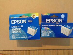EpsonInk cartridgeT053