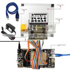 8051 Microcontroller Development Board Kit for 240x128 Graphic LCD Module