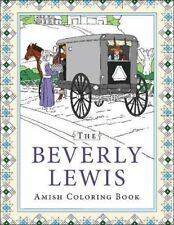 The Beverly Lewis Amish Coloring Book-Beverly Lewis