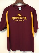 U of M Minnesota gophers short sleeve T-shirt – burgundy – size 16/18 youth L
